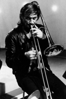 Albert Mangelsdorff Albert Mangelsdorff With The Jazz Sextet European Tour '57