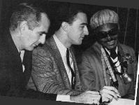 Ronnie Scott, Rick Laird and Roland Kirk