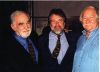Bill Russo, Jiggs Whigham and Ron